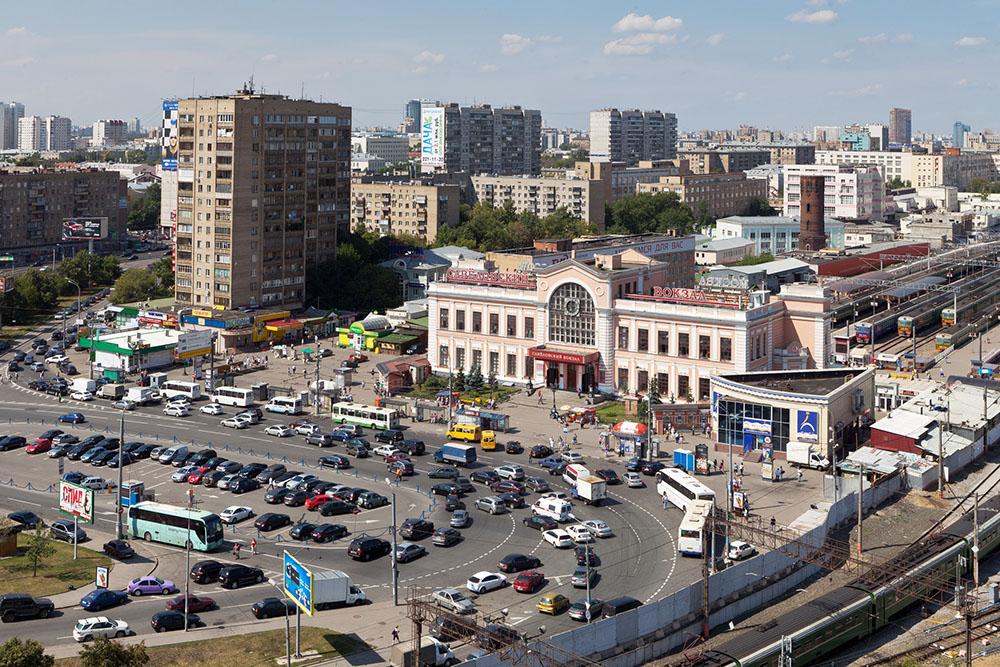 Савеловский район Москвы САО