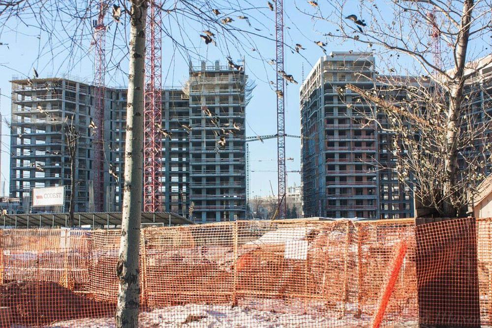 Савеловский район Москвы реновация
