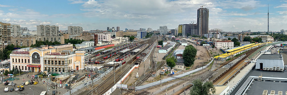 Савеловский район Москвы заставка