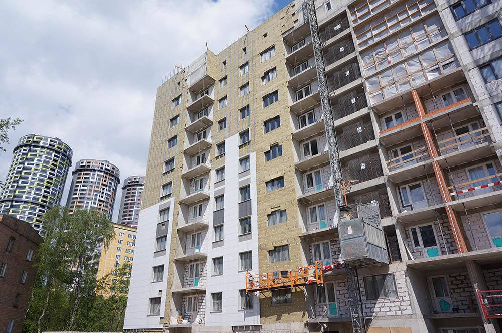 Северное Бутово Москва реновация