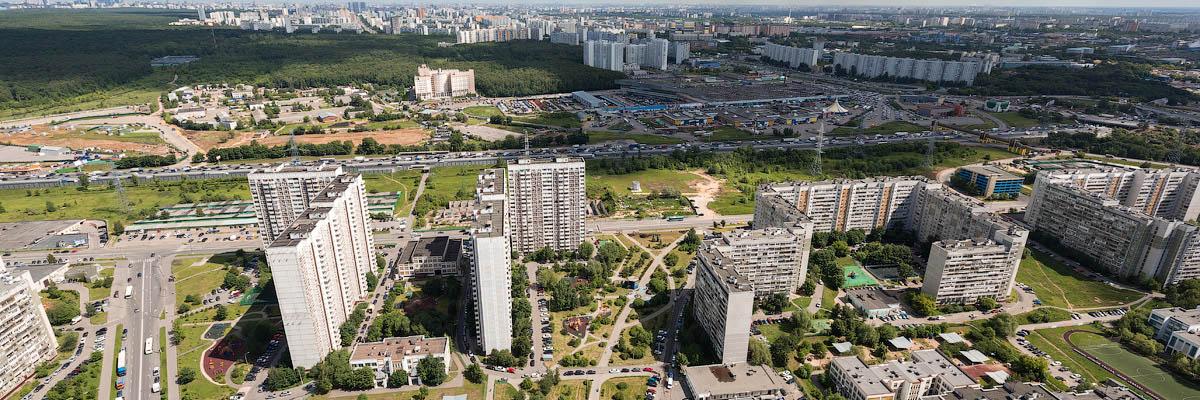 Северное Бутово Москва заставка