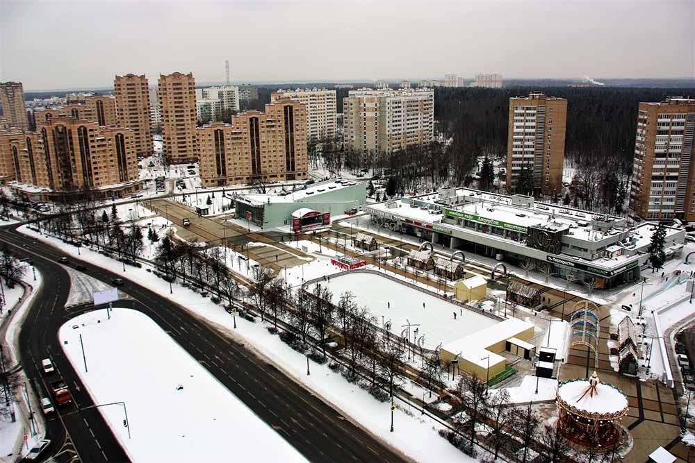 Силино район Зеленоград реновация