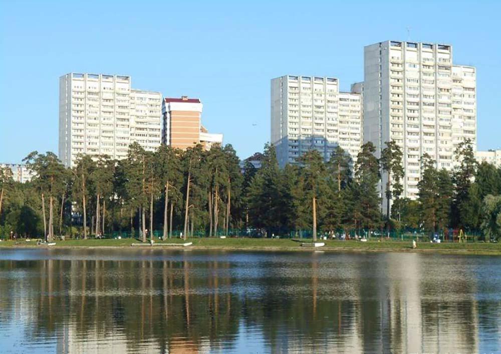 Силино район Зеленограда