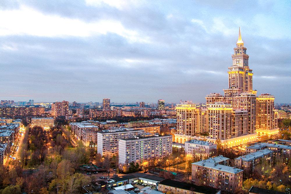 Сокол район Москвы