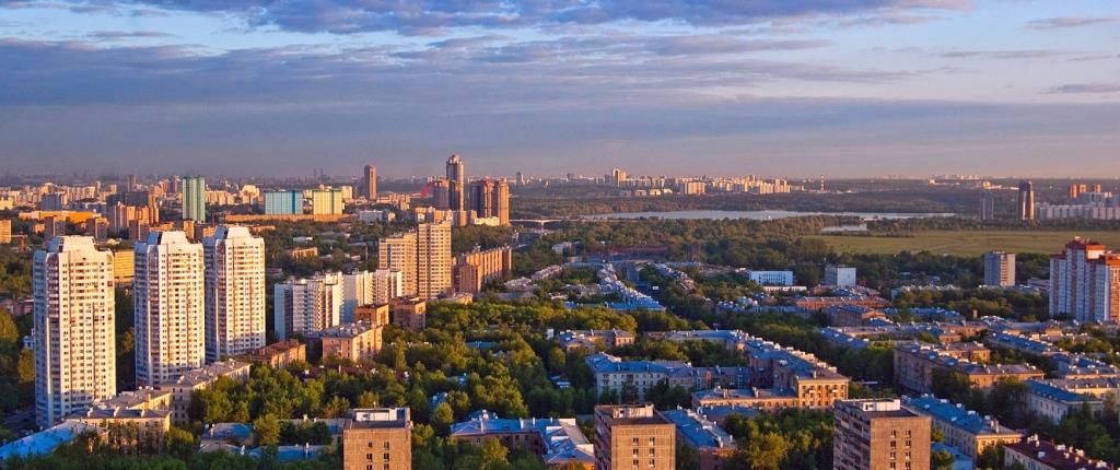Тушино район Москвы