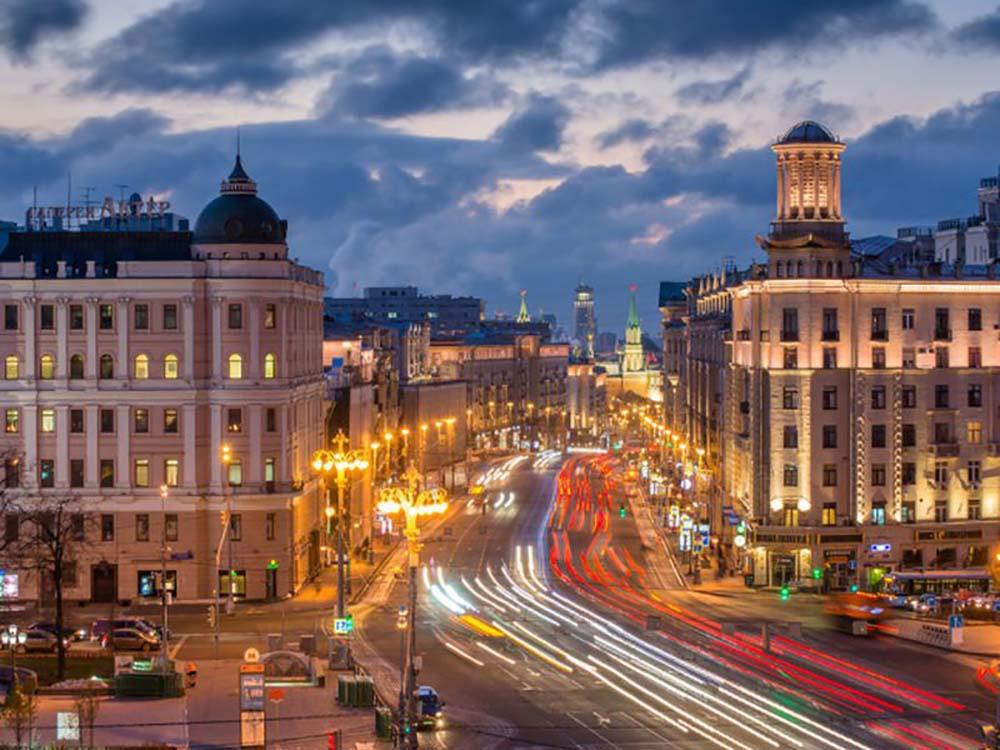 Тверской район Москва реновация