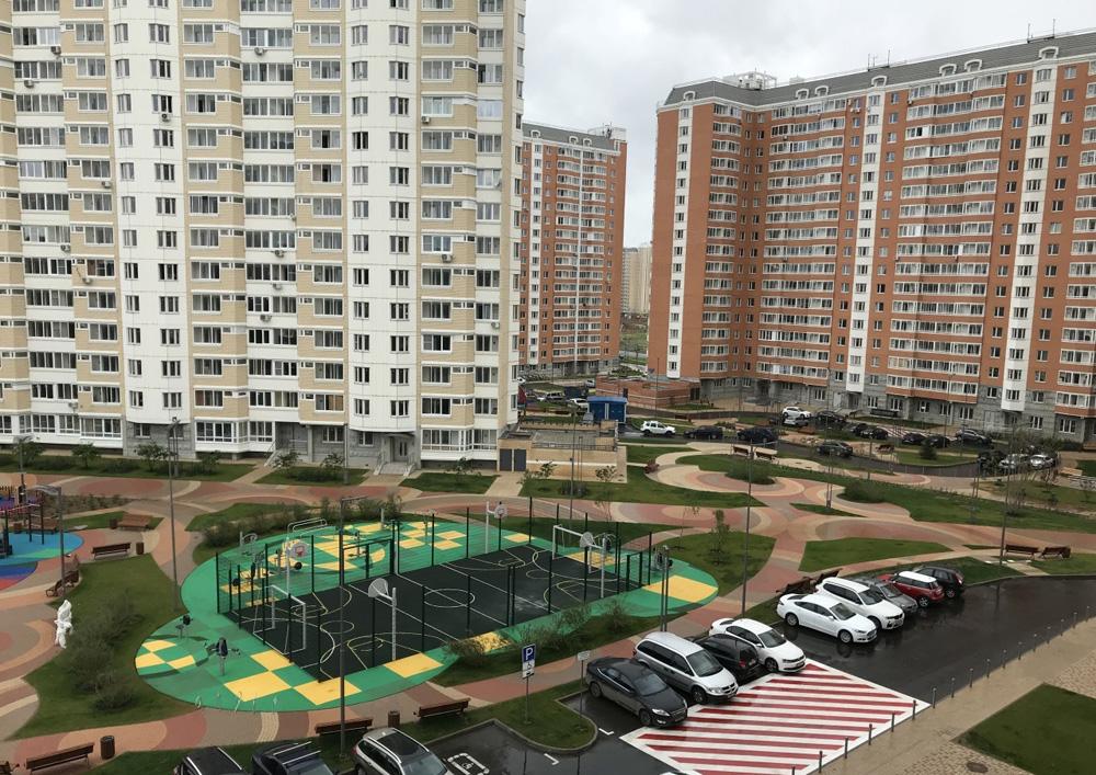 Внуковское район Москвы
