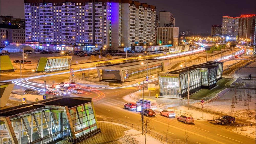 Выхино-Жулебино Москва