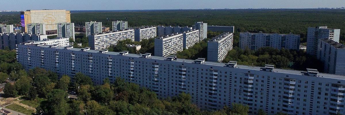 Ярославский район Москва СВАО