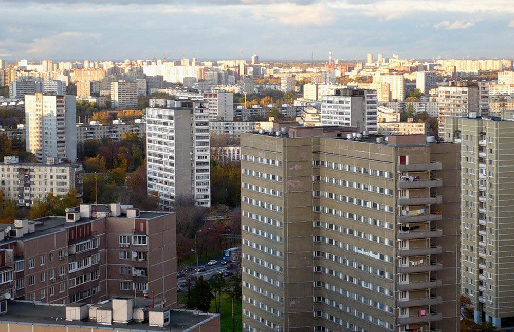 Ярославский район Москва реновация