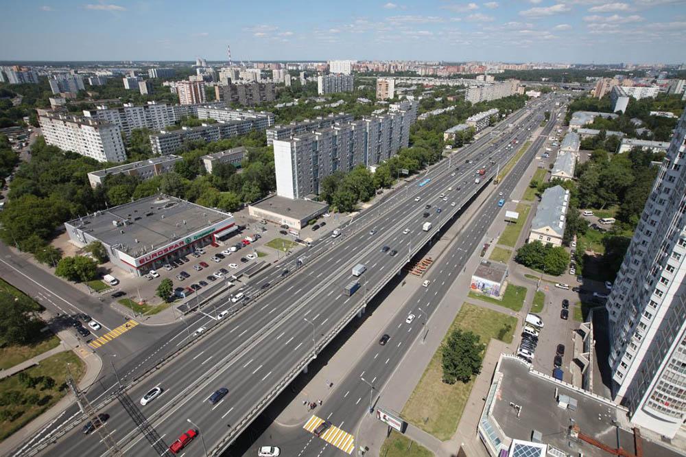 Ярославский район Москва