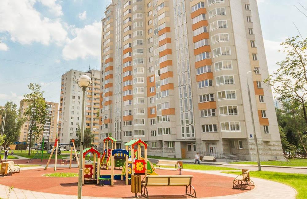 Южное Медведково Москва реновация